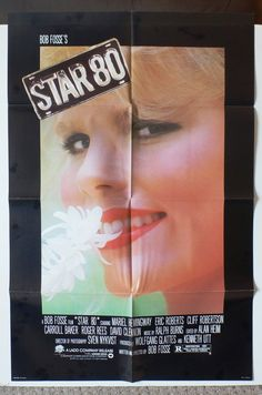 Excited to share the latest addition to my #etsy shop:  Star 80 Movie Poster  - Original 1983 Movie Poster   Mariel Hemingway                http://etsy.me/2F8nhxk