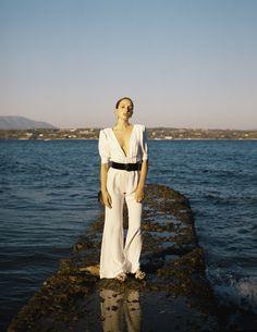 StefaniaVaidani Spring/Summer 18- Karpathos Collection Karpathos, Jil Sander, Business Fashion, 18th, Normcore, Spring Summer, Collection, Style, Swag