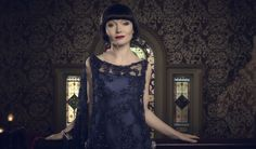 PHRYNE FISHER | Essie Davis as The Honourable Miss Phryne Fisher