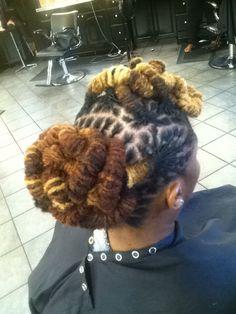 Natural hair community. natural styles #charlotte salon #charlotte stylist #charlotte hair #charlotte #natural hair #natural stylist #natural hair community #Shawn Moore #Styles by Shawn #Moore Hair #blowouts #press-n-curl #silkening #relaxed hair #relaxer and style #precision cut #hair cut #hair color #custom color  #ombre #Shear Madam #gk hair #gk charlotte #gk treatment #gk hair tamer  #gk the best . Locs . loc styles . Long Locs . Short loc styles. Medium loc styles