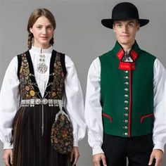 Kom innom oss i Norsk Flid Bergen Folk Costume, Costume Dress, Norwegian Clothing, Folk Clothing, Tribal Dress, Festival Wear, Folk Festival, Folk Fashion, Unique Dresses