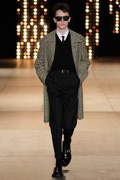 Saint Laurent Fall-Winter 2014 Men's Collection