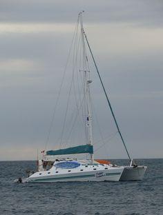 Tradewinds Cruise Club Cat - Belize 2011