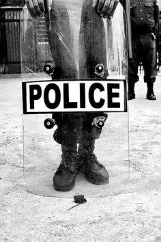 flower & cops...
