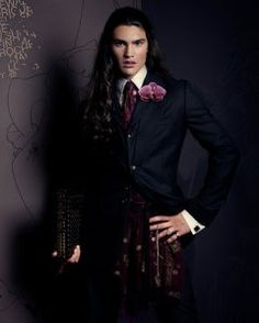 Male Model :: @ diaries: asocial network Best Picture For Steampunk Fashion For Your Taste You are looking for something, and it is going to tell you exactly what you are looking for, and you didn't f Steampunk Boy, Steampunk Fashion, Gothic Fashion, Pretty Men, Pretty Boys, Beautiful Men, Beautiful People, Michael Hudson, Native American Models
