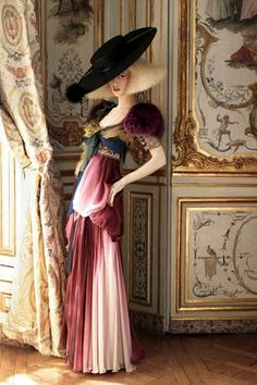 Christian Lacroix, scene from The September Issue uh-ma-zing