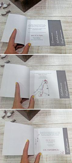 Invitaciones de boda con un estilo clásico y original  http://www.kitikidesign.com/2013/07/invitaciones-de-boda-clasicas-y-originales.html