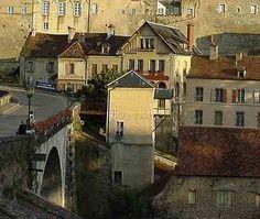 Semur-en-Auxois, Bourgogne