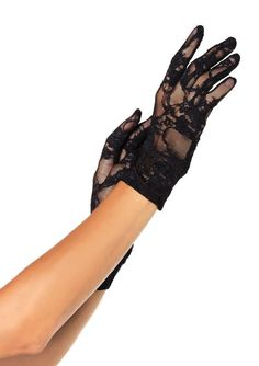 Diy Lace Gloves, Black Lace Gloves, Hand Gloves, Lace Cuffs, Irregular Choice, Crazy Outfits, Edgy Outfits, Lacey Black, Toms
