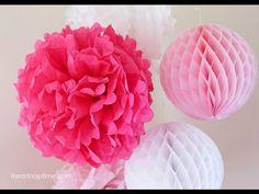 DIY Flower Room Decor!