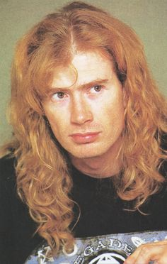 Dave Mustaine (February/1998/BURRN)