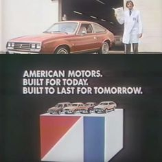 #SoCalTv #southerncaliforniatv #southerncalifornia #tv #commercials #vintage #classic #retro #amc #americanmotors #gremlin #pacer #rambler #cars #carsofinstagram #carporn