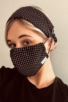 Face Masks For Kids, Easy Face Masks, Best Face Mask, Homemade Face Masks, Diy Face Mask, Fashion Bubbles, Flu Mask, Crochet Mask, Nose Mask