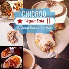My Favorite Chicago Vegan Eats, as Told by Instagram