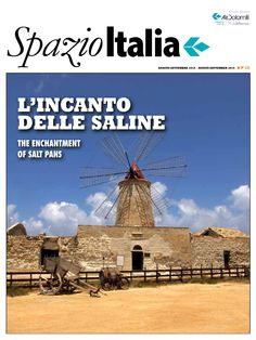 The latest issue of our inflight magazine Spazio Italia is out! Check the interview with the top-performing female Italian diver ever Tania Cagnotto! #SpazioItaliaMagazine #VoliamoConTe #AirDolomiti