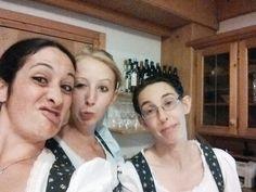 Facce simpatiche delle nostre super cameriere... sarà perché siamo all'ultima settimana di lavoro...!! Ma... a me sembrano sempre uguali!! :-) ... e a te!?