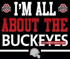 All About the Buckeyes