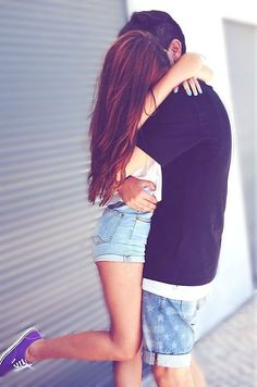 100 cute couples hugging and kissing moments Teen Love Couples, Cute Couples Photos, Couples Images, Cute Couple Pictures, Cute Couples Goals, Couple Goals, Couple Photos, Romantic Couples, Strong Couples