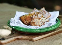 Almond Crepes made with Marcel's Double Love Sweet Crepes Breakfast Recipes, Dinner Recipes, Dessert Recipes, Desserts, Crepe Recipes, Crepes, Recipe Ideas, Almond, Sweet