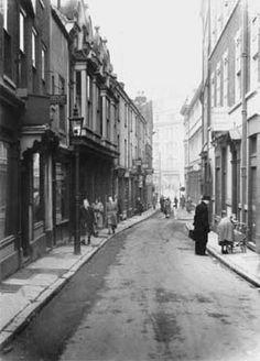 St James' Street, Nottingham - 1946