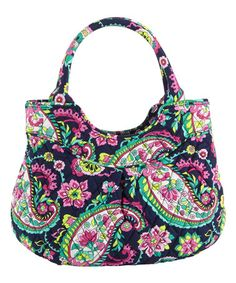 Another great find on #zulily! Petail Paisley Girls Mini Tote #zulilyfinds