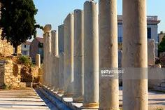 Image result for ancient roman courtyard