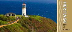 Kilauea Lighthouse on #Kauai - A Heritage Site of #Hawaii.