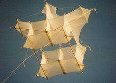Great White | A white cody War kite with Top Sail, about a 6… | Flickr - Photo Sharing!