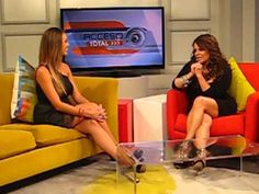 Entrevista a Jenni Rivera en Acceso Total Los Angeles
