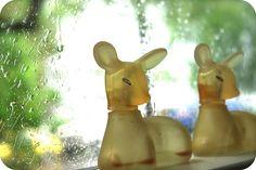Vintage perfume bottles -