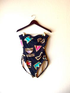 Vintage Bathing Suit