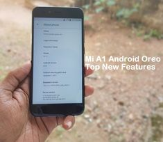 Xiaomi Android 8.0 oreo update in India.    https://www.techupdate3.com/2017/12/top-new-features-xiaomi-mi-a1-android-80-oreo-update.html
