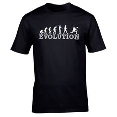 Evolution Volleyball Fit T-Shirt - Funny Slogan tshirt tee gift growth sport beach ball sand volleyballer theory of game set volley 123t