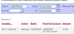 Here is my Withdrawal Proof from AdClickXpress. I get paid daily and I can withdraw daily. Online income is possible with ACX, who is definitely paying - no scam here. http://krat.im/6uu