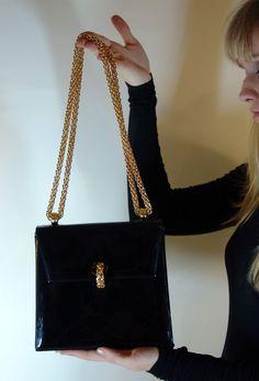 Vintage PALOMA PICASSO bag by YBretro on Etsy, $210.00