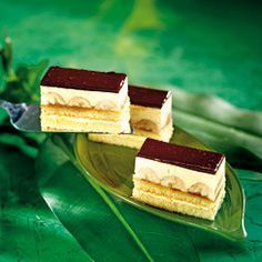 Bananen Schnitte No Bake Cake, Cheesecake, Food And Drink, Pudding, Banana, Yummy Food, Ethnic Recipes, Desserts, Strudel