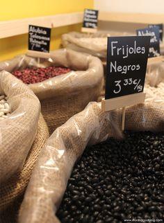 madrid, cool, blog, pepita, grano, chamberí, granel, especias, legumbres, frijoles, alubias