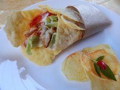 TORTILLA KUKORICALISZTTEL GLUTÉNMENTESEN Chef Blog, Fresh Rolls, Paleo, Tacos, Gluten Free, Mexican, Health, Ethnic Recipes, Food