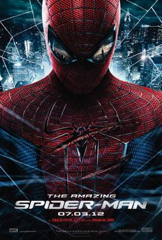 My memory was a little distorted because it was 12 a.m. and I saw this in IMAX (which is always overwhelming), but The Amazing Spiderman was a pretty solid movie.