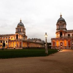 #London #ISAEurope #DiscoverLondon #isaabroad #RoyalNavalCollege #Greenwich by london_cultural