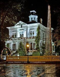 mchenry mansion, modesto, ca