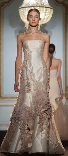 Wedding dress inspiration: Dany Atrache Haute Couture Spring 2015