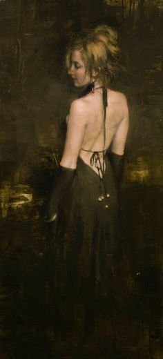 (Pinned by AshOkaConcept ॐ) - Jeremy Mann's painting