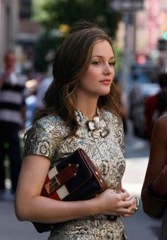 Blair Waldorf / Leighton Meester #gossipgirl #fashion #style