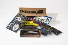 Discover Great NEW Baits & Tackle every month!  Try for $5, Cancel Anytime!