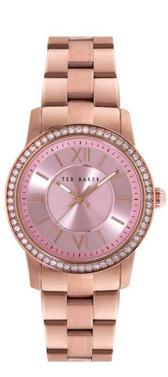 Rose Gold Love! by Ted Baker London @nordstrom