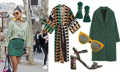 Matcha mönster i vår! Fixa vårens hetaste stil och haffa trendköpen i butik - Metro Mode