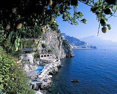 Sooooo schön! Das Hotel Santa Caterina an der Amalfi-Küste Das Hotel gibt's übrigens bei uns: http://www.lastminute.de/reisen/4199-13818-hotel-santa-caterina-amalfi/