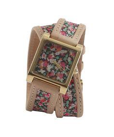 floral watch.LOVE