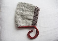 Vintage Pixie Hat knitting project | Tibault and Toad